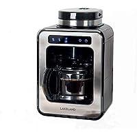 Lakeland Bean to Cup Coffee Machine Black with Keep Warm Function