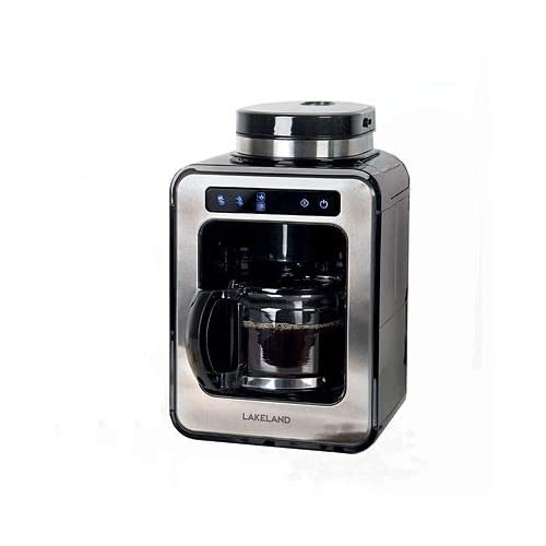 418VYlkaXZL. SS500  - Lakeland Bean to Cup Coffee Machine Black with Keep Warm Function
