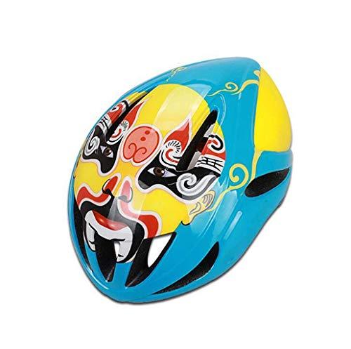 YINUO-Helm Fahrradhelm Road Mountain Männer und Frauen Licht Fahrradhelm Integrierte Formung Reithelm Ausrüstung (Color : 2)