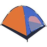AiNaMei Tiendas de campaña impermeable al aire libre de la cortina del sol 2 personas