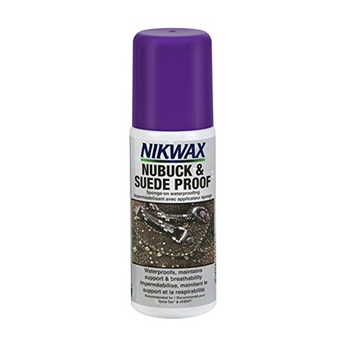 SPRAY NUBUCK SUEDE 125ML Nikwax