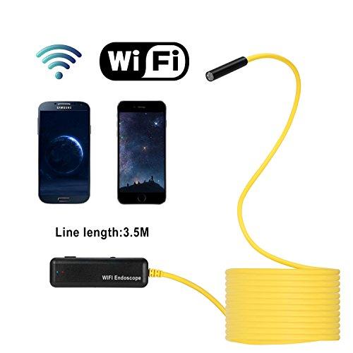 TR Turn Raise Cámara de Inspección Wifi