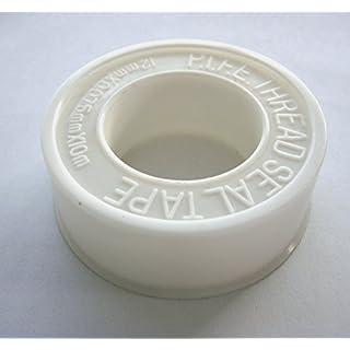 5 Rollen Gewindedichtband / Tefflonband PTFE 12x0,0075mmx10mtr.