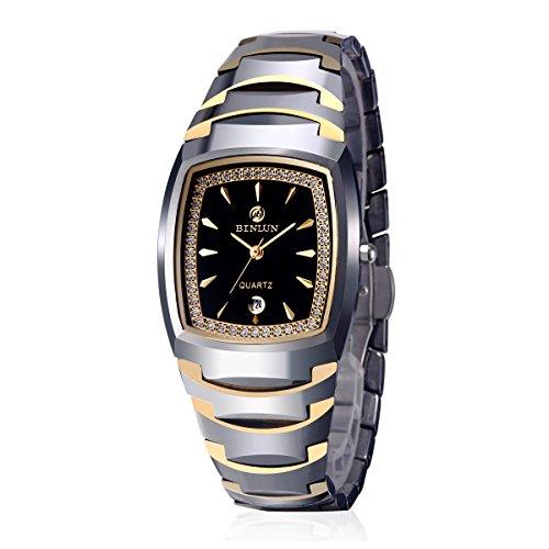binlun-mens-rectangle-tungsten-quartz-watches-ultra-thin-waterproof-18k-gold-plated-two-tone-calenda