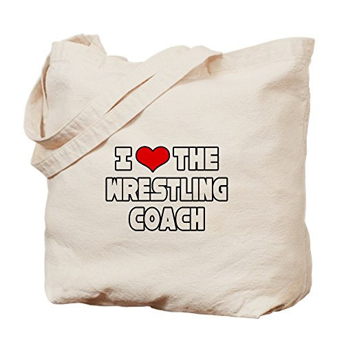 CafePress – I love THE WRESTLING Coach