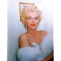 Photo Monroe Marilyn 073 A4 10x8 Poster Print