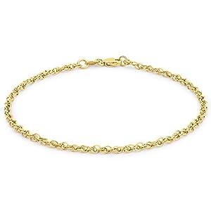 Carissima Gold Bracciale da Donna Oro Giallo 9K (375)