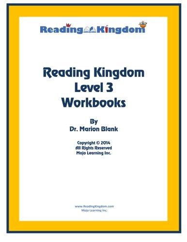 Reading Kingdom Workbooks - Level 3