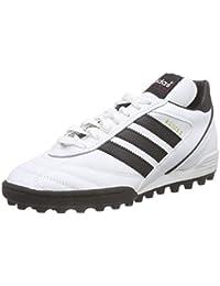 new styles a6362 9df71 adidas Kaiser 5 Team - Botas para niño, Color Blanco Negro, Talla 35