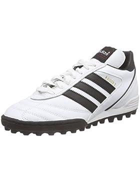 adidas Kaiser 5 Team - Botas para niño, Color Blanco/Negro, Talla 35