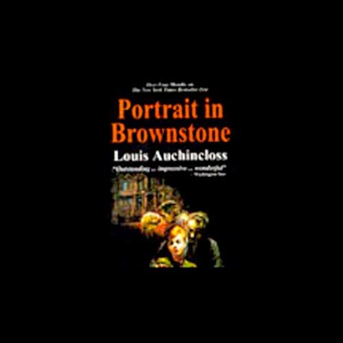 Portrait in Brownstone  Audiolibri