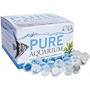 Rosewood Evolution Aqua Pure Aquarium Balls Healthier Cleaner Freshwater ~Tropical Tanks