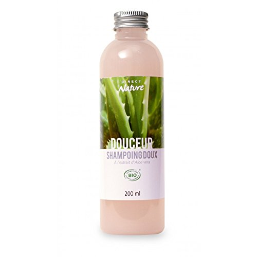 Shampoing Douceur Bio 200ml - Direct Nature