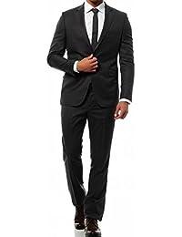 Keskin Collection Anzug Schwarz, verfügbare größen 44-60 und 90-114 und 25-27 Bitte Lesen !