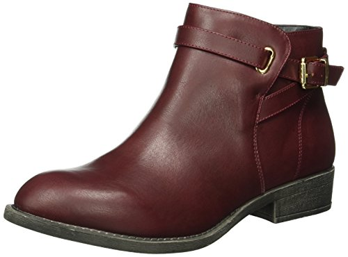 Another Pair of Shoes Avae1, Stivaletti Donna Rosso (Bordeaux34)