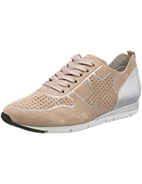 NGRDX&G Damen Sneaker Women'S Casual Schuhe Flache Sterne Deko Weiße Schuhe Damen Komfort Outdoor Air Mesh Schuhe Frauen Schuhe, Schwarz, 8,5