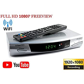 Manhattan T1 Freeview HD Box: Amazon co uk: TV