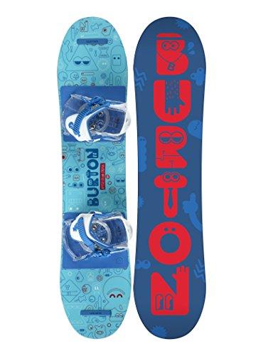 Burton Kinder After School Special Snowboard, Schwarz, 100