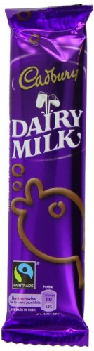 Cadbury Dairy Milk Small Single (Pack of 60)