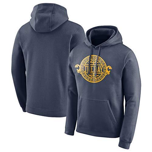SDKHIN NBA Herren Hoodie Celtic Warriors Rockets Lakers Pullover Owen James Harden Paul Winter Jersey Trainingskleidung für den täglichen Gebrauch und das ()