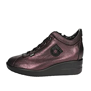 Agile By Rucoline 226-56 Low Sneakers Women Burgundy 37
