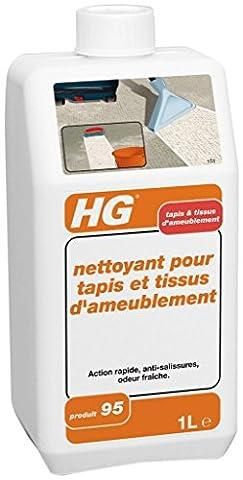HG Nettoyant pour Tapis et Tissus d'Ameublement N° 95 1000 ml