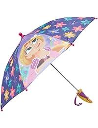 Preisvergleich für Rapunzel Regenschirm, für Mädchen und Kinder, 302099, Violett