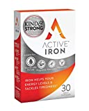 Best Iron Supplements - Active Iron | Iron Tablets | Ferrous Iron Review
