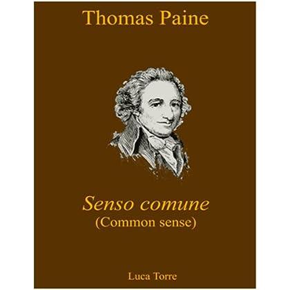 Senso Comune: Common Sense