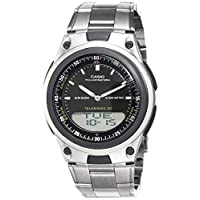 Casio General Men's Watches Digital-Analog Combination With 10 Year Battery Life Aw-80D-1Avdf - Ww