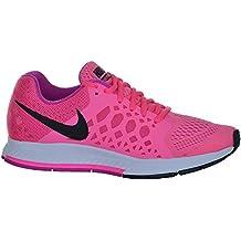 Nike - Zapatillas de running para mujer rosa, Malla/red, rosa, 38,5