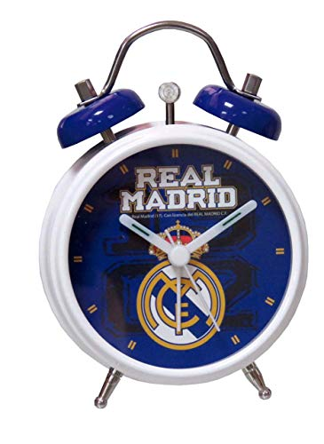 Real Madrid CF® Réveil translucide