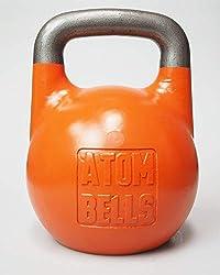 ATOM BELLS Wettbewerb Kugelhantel - Kugelhantel Sport, Girevoy Sport, Crossfit, Bootcamp, from 8-32kg - 28KG
