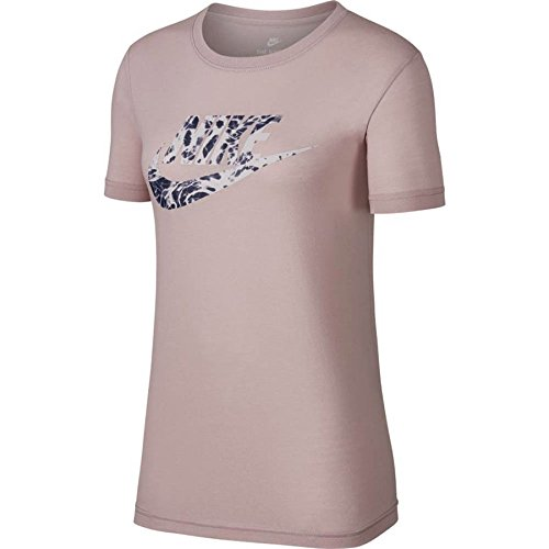Nike 911416 T-Shirt Femme, Particle Rose, FR (Taille Fabricant : XL)