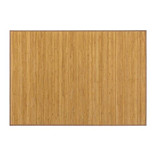 Alfombra de Bambú del color de la madera Natural