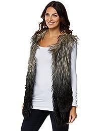 8807f88f906efa Suchergebnis auf Amazon.de für: Pelz - Jacken, Mäntel & Westen ...