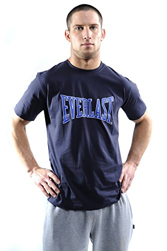 "Marine-blau-t-shirt Klassiker (Everlast T-Shirt Ainslee - marine - Gr""sse XL)"