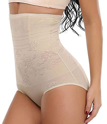 2f6730aeda0b SLIMBELLE Tummy Control Panties Knickers High Waist Briefs Underwear Body  Shaper Shapewear Seamless Butt Lifter Underpants ...