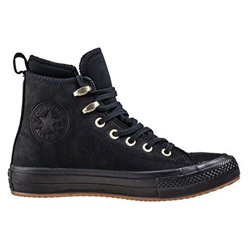 Black Boot Bottines Converse Watreproof Black Hi Brass Ctas Femmes 6x0qFE