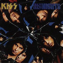 CRAZY CRAZY NIGHTS - Crazy Vinyl Nights Kiss