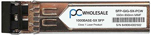 Alcatel lucent 1000Base-SX Industrie Transceiver SFP MSA mm Faser 850nm Wellenlaenge Anschluss LC -