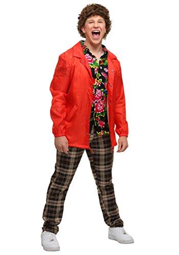The Goonies Plus Size Chunk Fancy dress costume (Chunk Aus Kostüm Goonies)