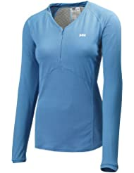 Helly Hansen Damen-T-Shirt Baselayer W Coole LIFA Trailwizard L / S HH_48119
