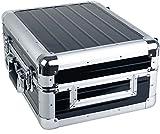 Zomo Flightcase CDJ-1 XT - Schwarz - Für Pioneer CDJ/XDJ / DJM, Allen & Heath, Reloop uvm.