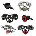 Clispeed-Fanali-Posteriori-per-Biciclette-Sensore-di-frenata-Intelligente-Luci-Bici-da-Strada-USB-MTB-Luci-Posteriori-Posteriori-notturne