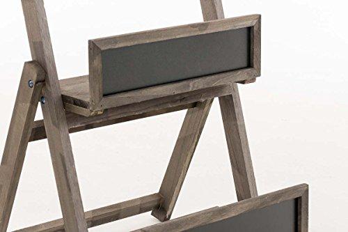Scaletta In Legno Pieghevole : Dove conviene acquistare clp scaffale a scaletta linus scaffale