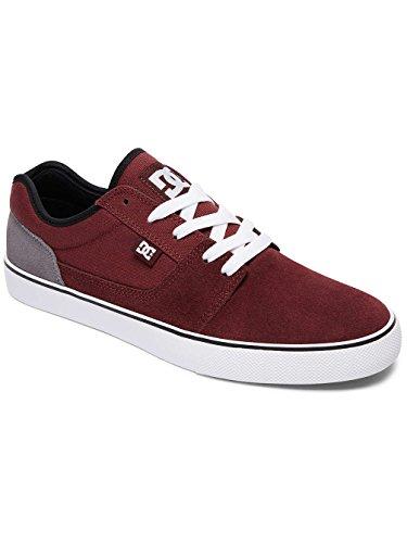 DC Shoes Tonik M, Chaussures de skate homme Armor / Oxblood