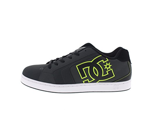 Dc Shoes Net M, Baskets mode homme Grau