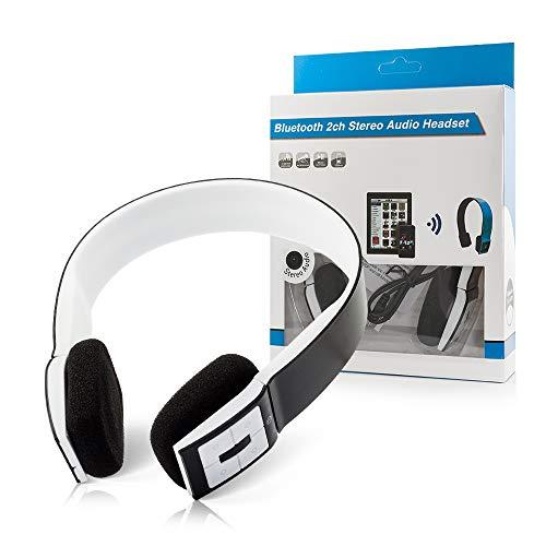 OZZZO Kopfhörer Sound 3D Bluetooth mit Mikrofon schwarz alcatel one Touch s pop