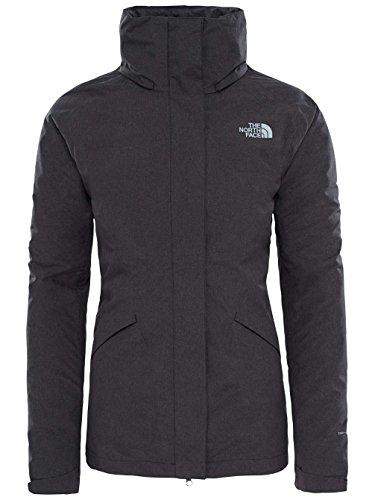 The North Face W Naslund Triclimate Jacket tnf black heather tnf black heather